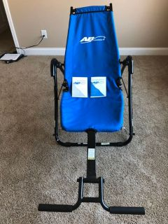 AB LOUNGER 2 WITH MANUALS