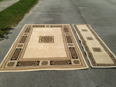 Area Rugs and Runners