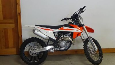 2019 KTM 250 SX-F Motocross Off Road Bennington, VT