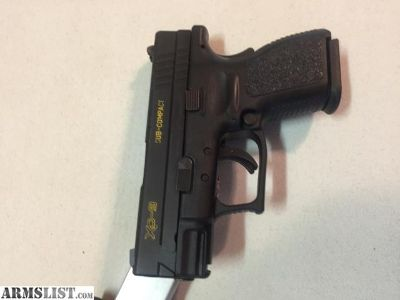 For Trade: Springfield Armory XD 9 subcompact