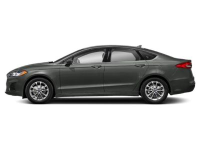 2019 Ford Fusion SE FWD (Magnetic Metallic)