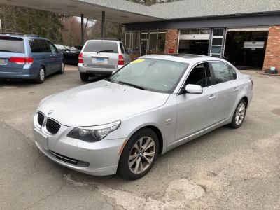 2009 BMW 5-Series 535xi (Platinum Gray Metallic)
