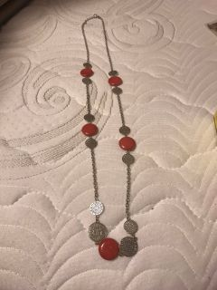 Necklace. Pick up at McCalla Target on Thursday s from 5:15 till 6. Cp.