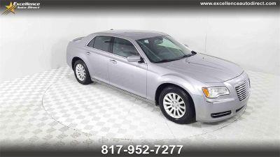 2014 Chrysler 300 Base (billet silver metallic clearcoat)