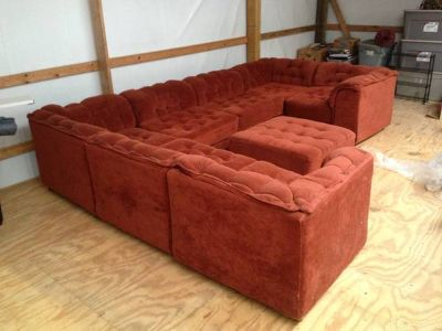 Playpen Sectional 1970s