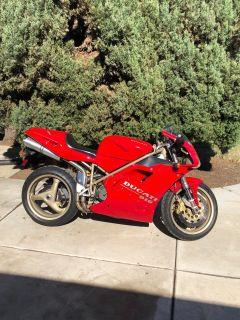 1996 Ducati 916 MONOPOSTO
