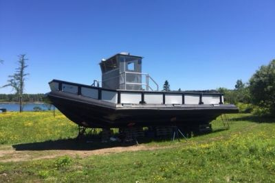 1998 Thunder Work Boat