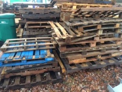 Fire Wood/ Pallets Free