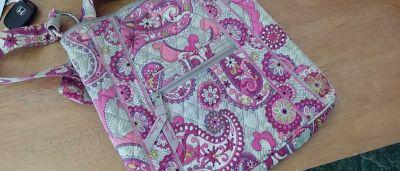 Cloth crossbody