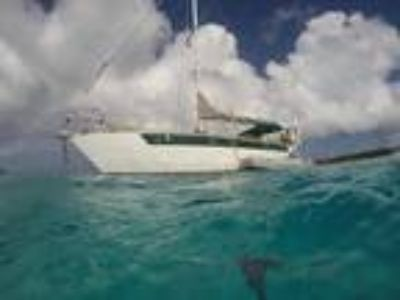 36' Cartwright Steel Hybrid Pilothouse Cutter 1995