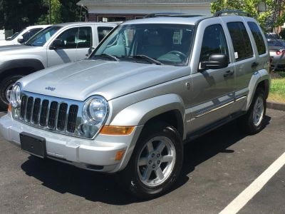 2005 Jeep Liberty Limited (Gray)