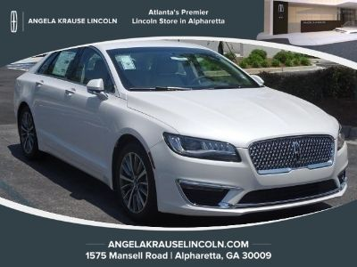 2018 Lincoln MKZ Select (White Platinum Metallic Tri-Coat)