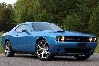2015 Dodge Challenger SXT Plus (Blue)