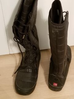Winter boots by North Face