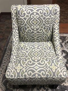 Absolutely Beautiful Accent Chair!!!