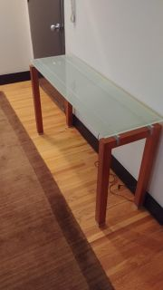 Console & Coffee table set