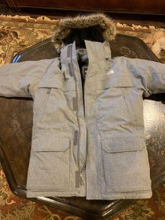 Like new Boys North Face Cold weather/ski/board jacket