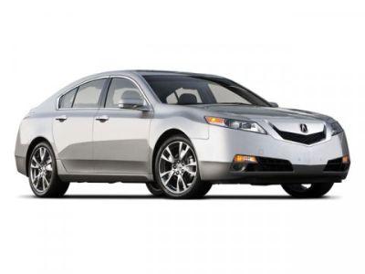 2009 Acura TL SH-AWD (Crystal Black Pearl)