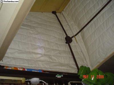 Inside Pop Top Insulation 80-91 Vanagon