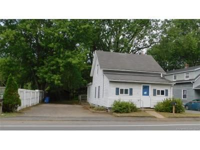 2 Bed 1 Bath Foreclosure Property in Norwich, CT 06360 - Taftville Occum Rd
