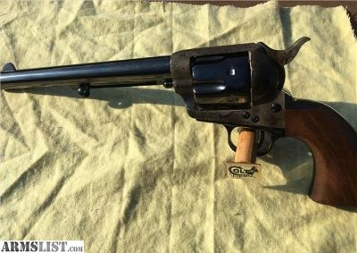 For Sale: Colt single action army revolver 45 antique Saa