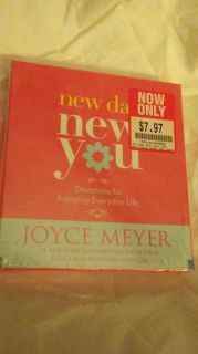 Joyce Meyer new day new you ( never been opened)