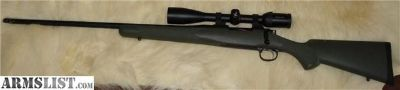 """For Sale: Borden Hunting Rifle 7mm WSM """"Left Hand"""
