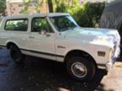1971 Chevrolet Blazer CST Sport Truck