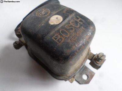 April, 1963 voltage regulator