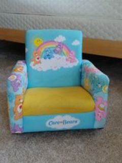 Care Bear chair