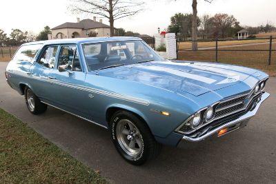 1969 Chevelle Wagon