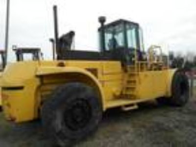 1998 Diesel Hyster H620F Pneumatic Tire 4 Wheel Sit Down