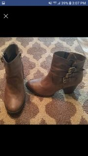 Just Fab Boots - Size 10