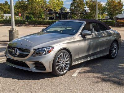 2019 Mercedes-Benz C-Class (Mojave Silver Metallic)