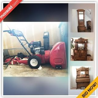 Aurora Downsizing Online Auction -..