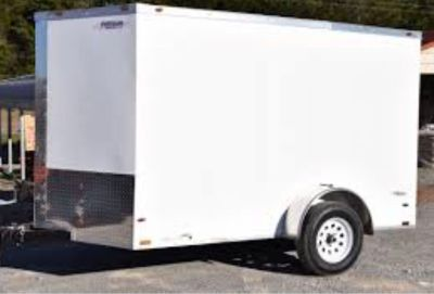 Enclosed Trailer ISO