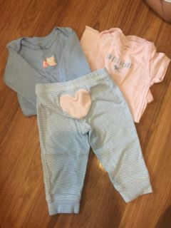 Carters pant outfit