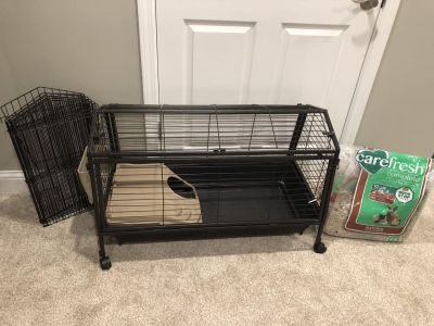 Oxbow guinea pig/rabbit cage