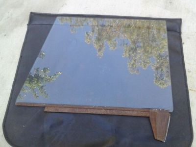 Buy 1967-1972 Chevy GMC Suburban Original LH Front Driver Door Window Glass Rare motorcycle in Rocklin, California, United States, for US $100.00