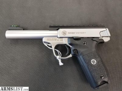 For Sale: Used Smith & Wesson SW22 Victory .22 lr