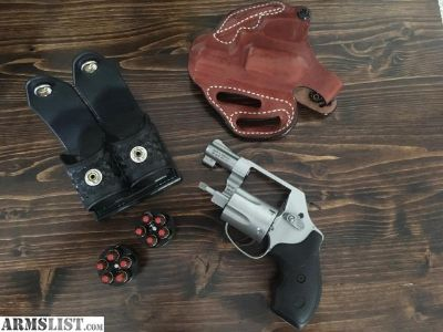 For Sale: S&W 637 with extras