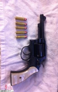 For Trade: Smith & Wesson model 10 38 special
