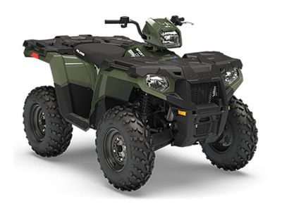2019 Polaris Sportsman 570 EPS ATV Utility Cedar City, UT