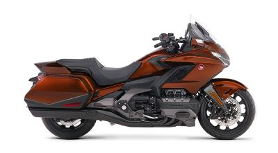 2018 Honda Gold Wing Touring Motorcycles Davenport, IA