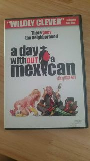 A day without a Mexican comedy dvd