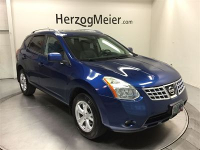 2008 Nissan Rogue S SULEV (Silver)