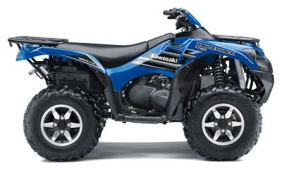 2018 Kawasaki Brute Force 750 4x4i EPS ATV Sport Utility ATVs Brooklyn, NY