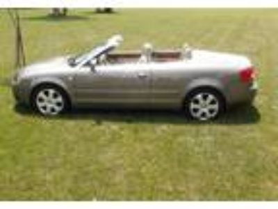 2005 Audi A4 Coupe in Decatur, IN