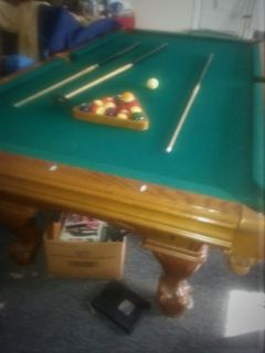 American Heritage Pro 8' Pool Table