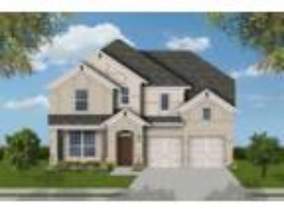 The Jourdanton by Plantation Homes: Plan to be Built
